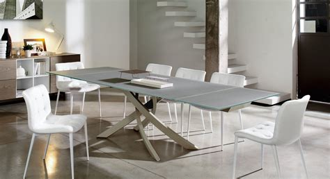 the modern extension dining table collection at mscape