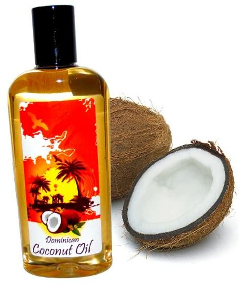 dominican oil for hair dominican natural coconut oil skin body care 210ml