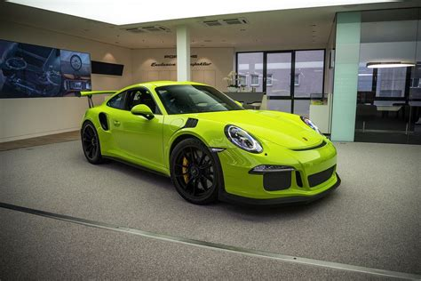 porsche gt3 green green 991 gt3 rs search porsche 911