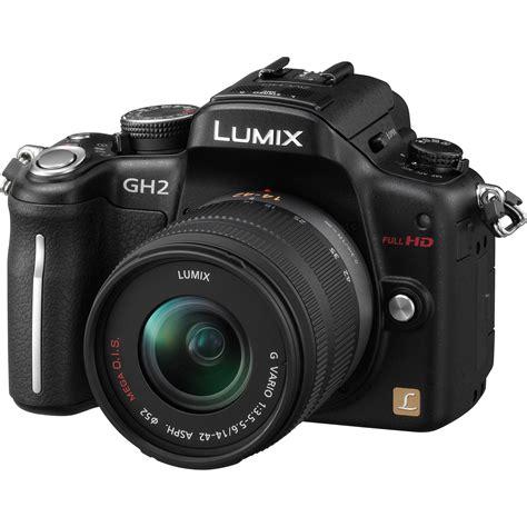 panasonic lumix dmc gh2 digital w 14 42mm lens dmc