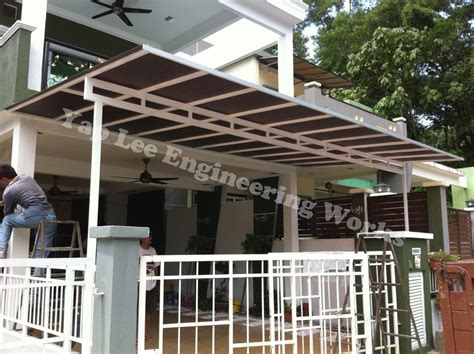 Awning Malaysia by Awning Contractor Malaysia Skylight Awning Specialist