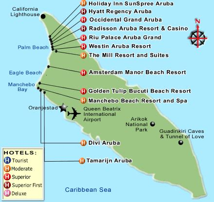 map of aruba hotels map of aruba hotels on palm the best beaches in