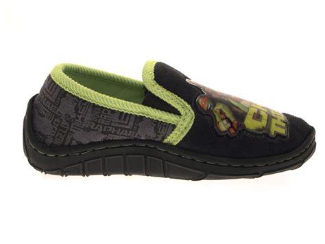 tmnt slippers boys mutant turtles slippers mules tmnt