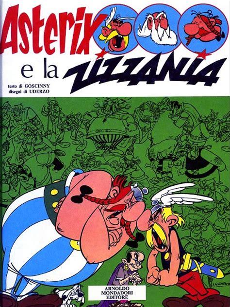 asterix 15 la cizaa 8421689800 ast 233 rix en italien 15 asterix e la zizzania