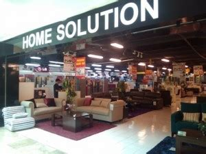 home solution merupakan jaringan toko retail yang menjual