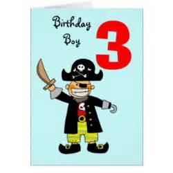 3 birthday card 3 year birthday greeting cards zazzle