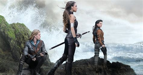 the and of it stories from the chronicles of st ã s books the shannara chronicles season two planned but finale