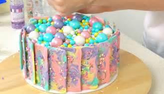 originelle kuchen rainbow chocolate cake cake style