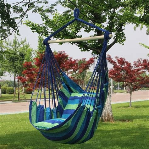 How To Hang A Hammock Chair Indoors by Best Outdoor Hammock Chair With Stands