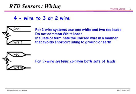 3 wire rtd wiring color diagram 12 wire generator wiring