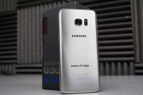 Samsung Galaxy S7 Flat 32gb Fullset Gray galaxy s7 edge unboxing