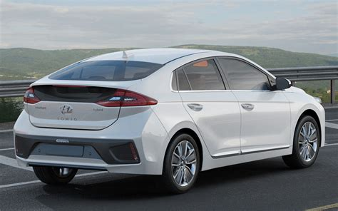 hyundai ioniq hybrid 2017 3d model max obj 3ds fbx c4d lwo