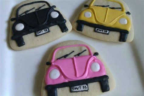 volkswagen valentines volkswagen beetle cookies love bugs for valentine s day