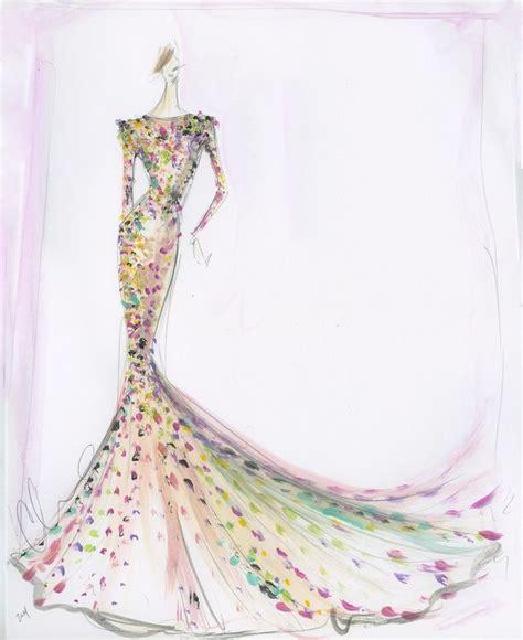 design fashion ltd ltd ed sketch print series 5 fashion pinterest
