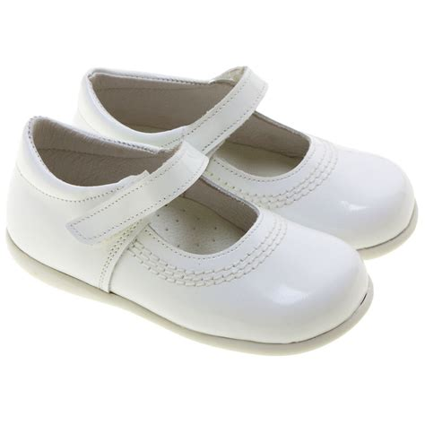 white leather shoes for walker