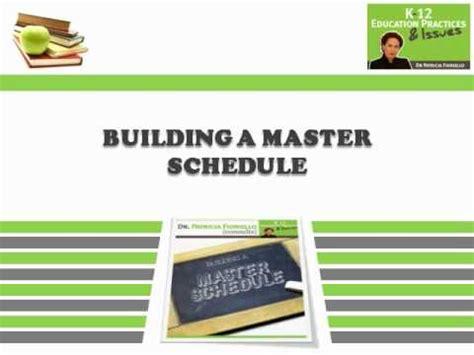 free class schedule maker online