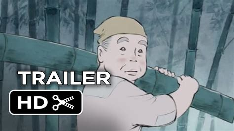 studio ghibli film trailer the tale of the princess kaguya official extended trailer