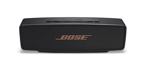 Mini Ii bose soundlink mini ii bluetooth speaker limited edition