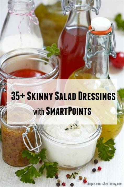 light salad dressing recipes light healthy salad dressing recipes with smartpoints