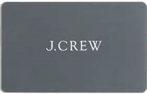Jcrew Gift Cards - j crew retail store gift cards online