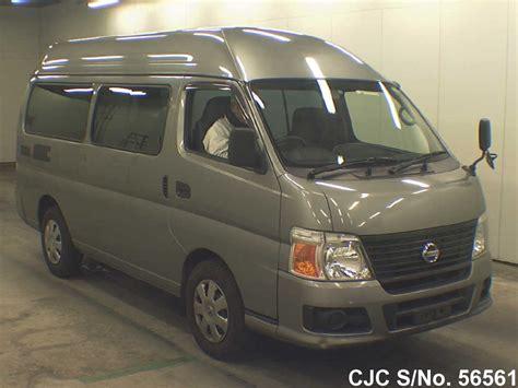 nissan caravan 2011 2011 nissan caravan silver for sale stock no 56561