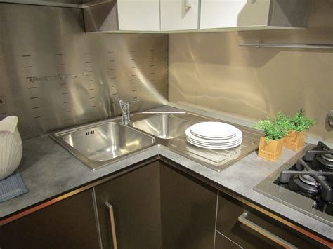 cucine con lavello angolare cucina scavolini modello 50 cucine a prezzi