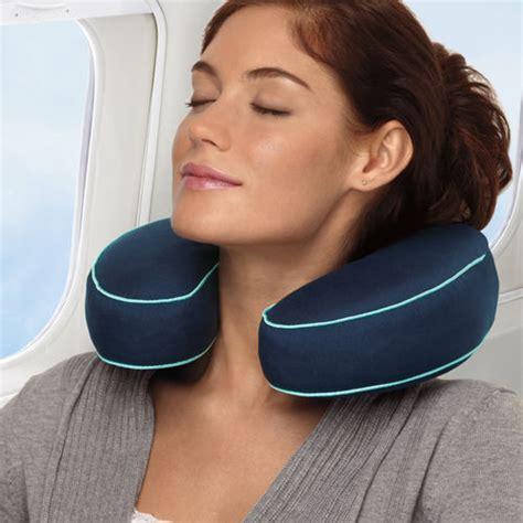 neck pillows for flying biosense neck travel pillow