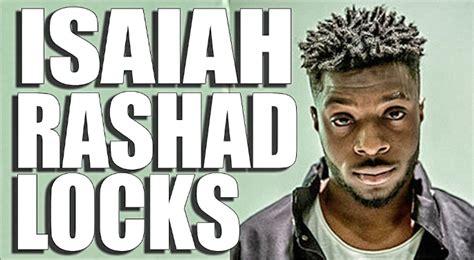 what is the hairstyle isaiah rashad got isiah rashad hightop dreads youtube