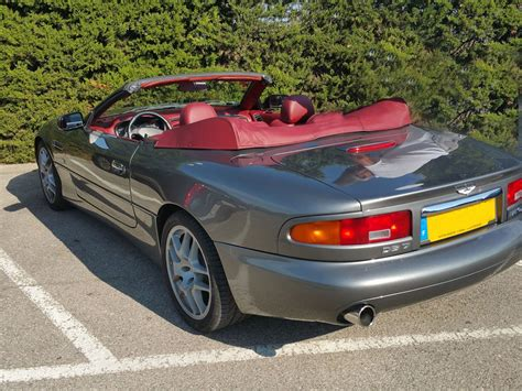 Aston Martin Vantage Convertible For Sale by Aston Martin Db7 Vantage Convertible Coys Of Kensington