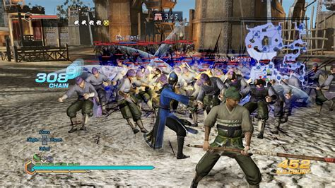on with dynasty warriors 8 empires gamecrate