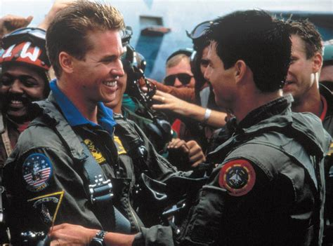 Val Kilmer Was A Putz On An Airplane by Everything We About The Top Gun Sequel Starring Tom