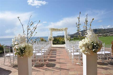 gorgeous outdoor wedding ceremonies belle the magazine