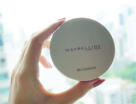 Maybelline Bb Cushion Shade Light angelkawai s diary maybelline bb cushion review 2