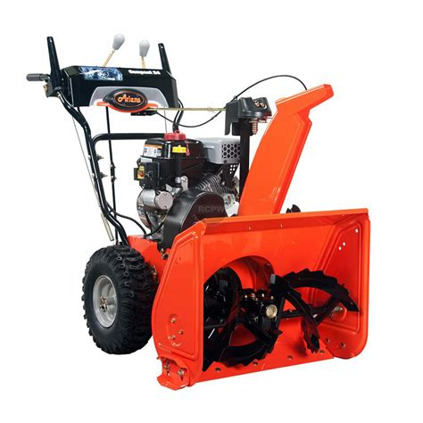ariens 920021 compact 24 electric start snowblower