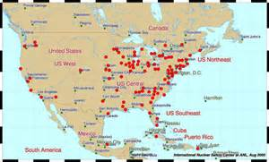 nuclear plants in canada map elenin niburu 2016 black
