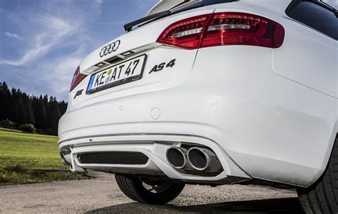 Audi As4 Abt by Ausi As4 By Abt Tuning Panoramauto