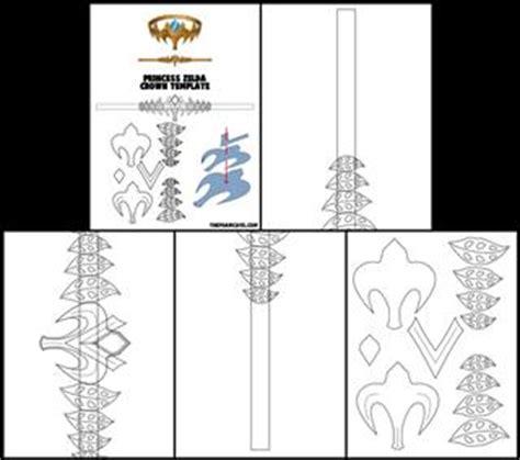 zelda crown pattern template for princess zelda crown the foam cave