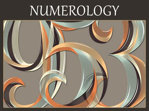numerology numbers and meanings numerology