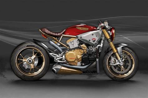 home new bikes ducati bikes 1299 panigale ducati 1299 panigale cafe racer concept looks as extreme