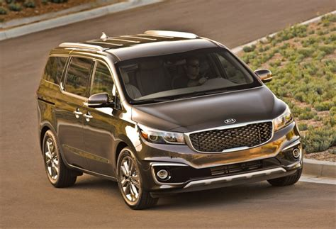 kia sedona 2015 colors redesigned 2015 kia sedona comes in a rainbow of colors