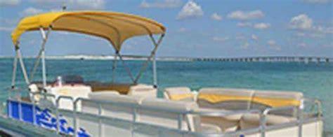 boat rentals near destin pontoon boat rentals in destin florida