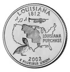 188 dollar quot washington quarter quot louisiana united states