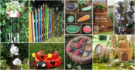 cute garden 20 cute garden decor projects that will steal the show