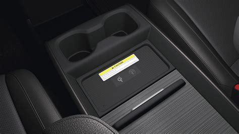 honda odyssey wireless charging pad  thr