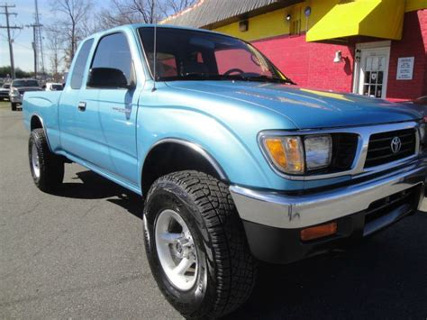 1997 Toyota Tacoma 4x4 1997 Toyota Tacoma Xtracab 4x4 5speed Manual For Sale In