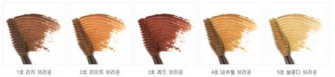 Etude Color My Brow Choose Color 1 review etude house color my brows no 1 rich brown a mess
