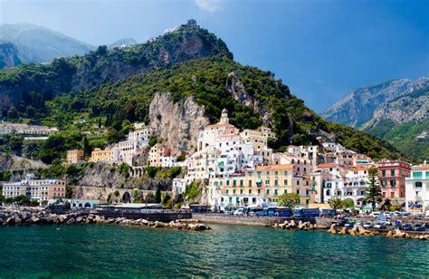 costa praiano amalfi coast bike and boat cycling flexitreks