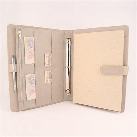 Jenia Zipper Fancy A5 Mini 25 best ideas about leather binder on planner