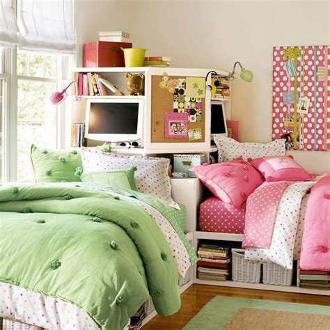 Store It Corner Unit Pbteen Bed Corner Set