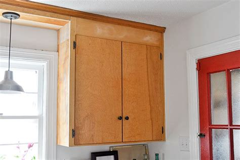 diy inexpensive cabinet updates from the